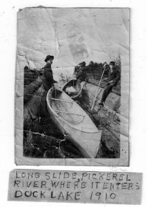 long-slide-pickerel-river-where-it-enters-duck-lake-1910